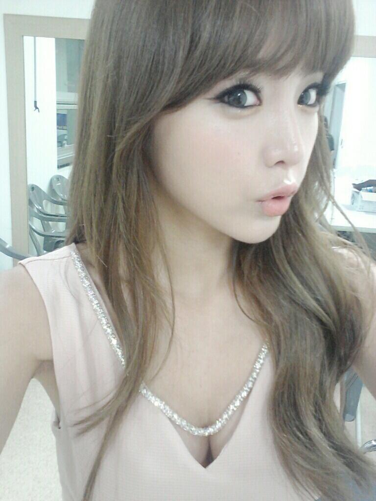 Korean Hot Singer Hong Jin Young