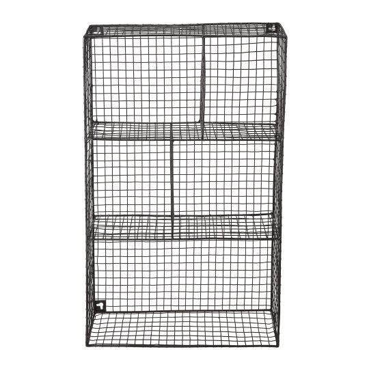 Studio Décor® Viewpoint Heritage Home Wire Cubbie Wall