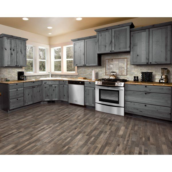 "Rustic Pine Kitchen Cabinets: 8"" X 47"" X 0.3mm Pine Laminate Flooring In 2019"