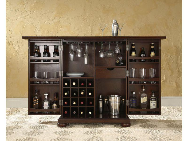 Modern Wine Cabinet Bar Furniture Ideal Modern