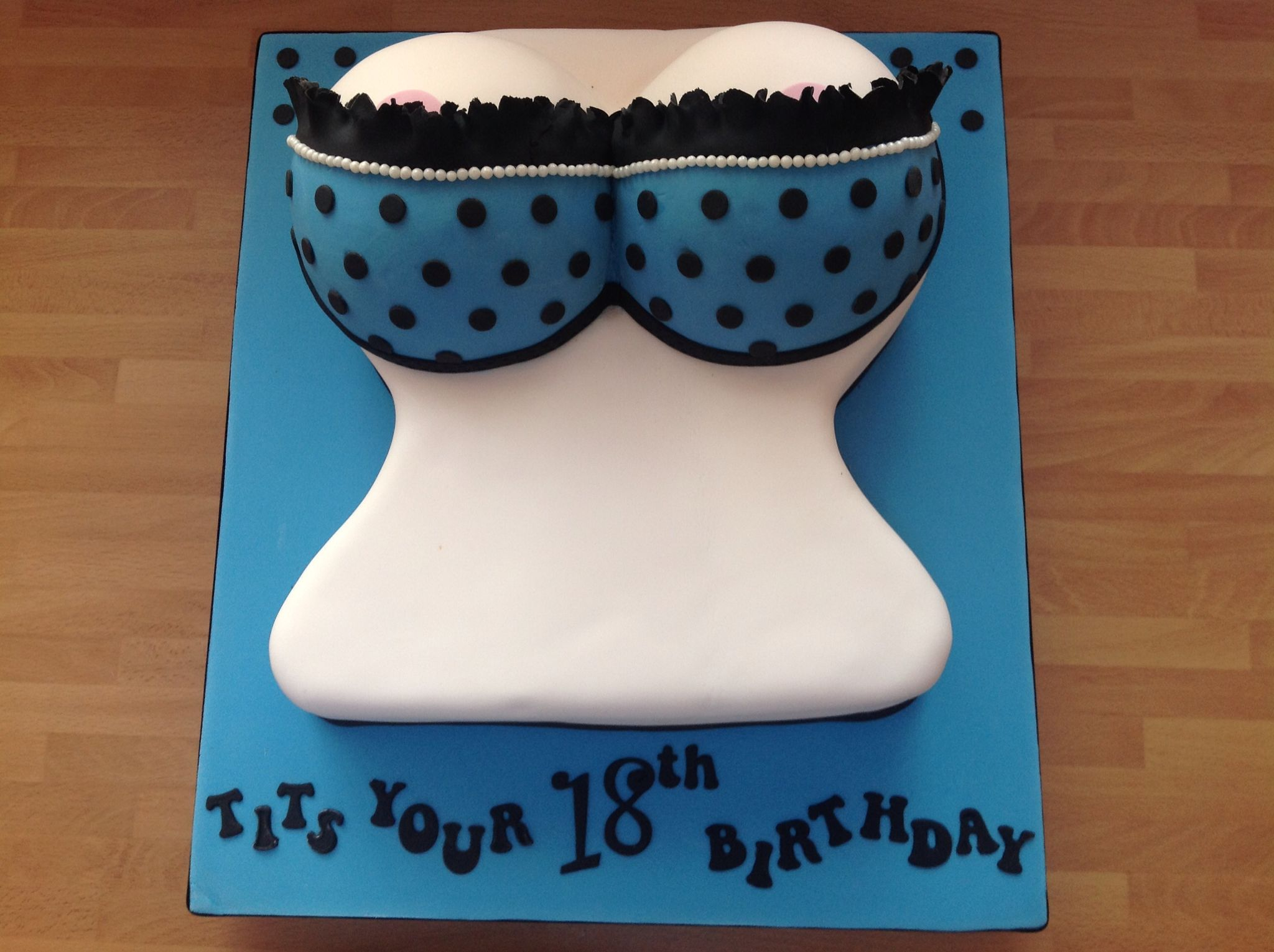 What Is It About 18 Year Old Boys And Boobs Cakes Pinterest