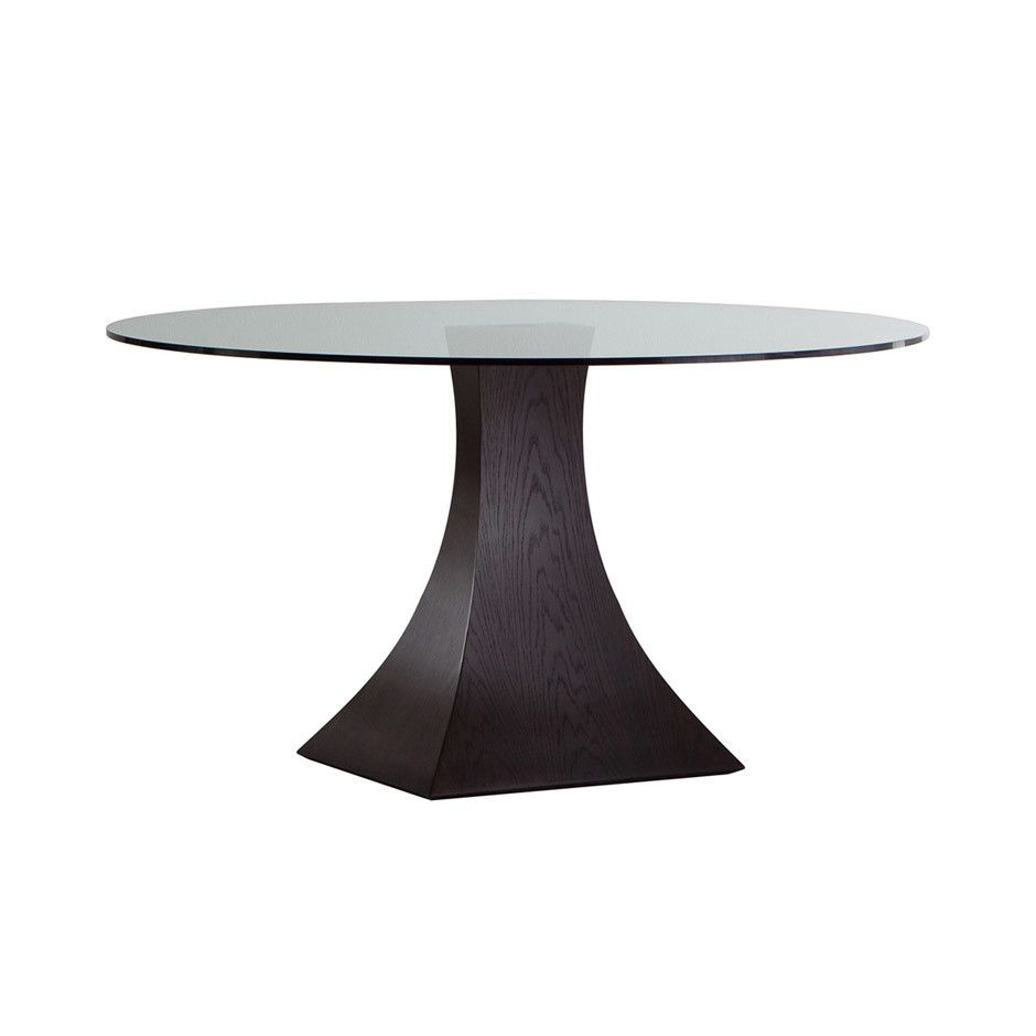 List Round And Wooden Pedestal Coffee Table Bases Base Glass Dining Wood