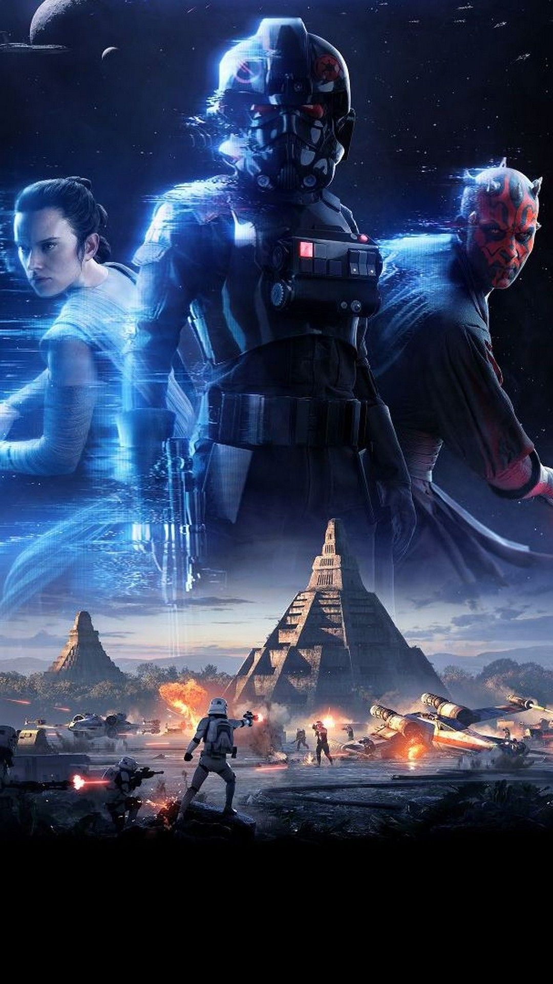 Star Wars Battlefront 2 Games Iphone Wallpaper Star Wars Games