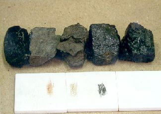 Mineral identification (with pictures)