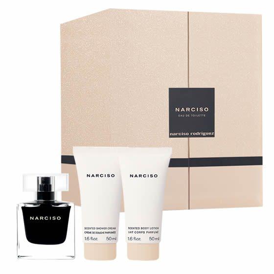 narciso rodriguez NARCISO eau de toilette 50ml gift set / narciso ...