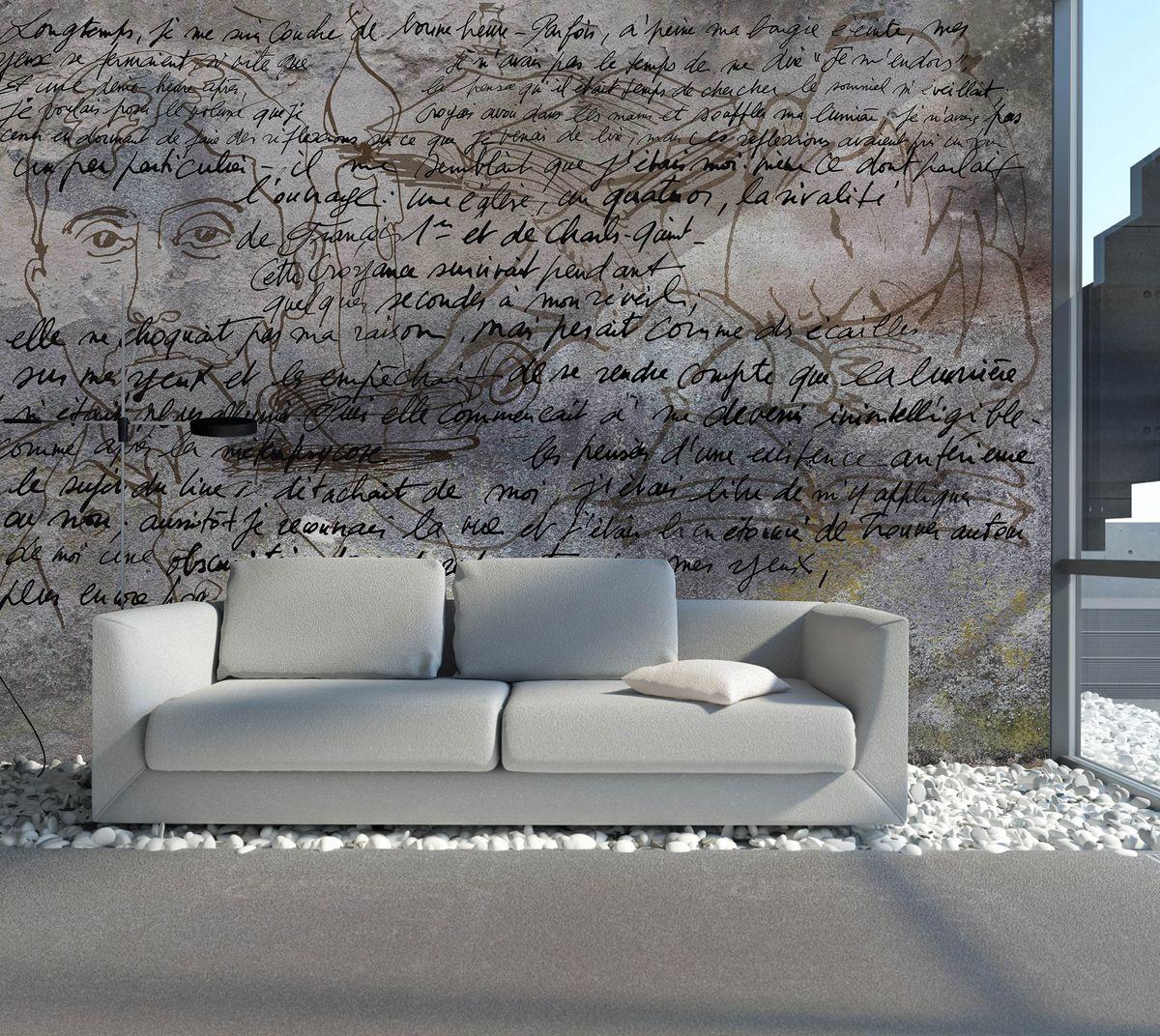 recherche fond blanc incr ation rev tement mural et. Black Bedroom Furniture Sets. Home Design Ideas