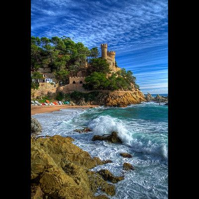 Sa Caleta | Lloret de Mar (La Selva-Catalunya) This picture … | Flickr
