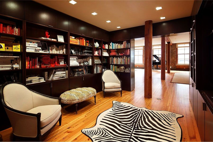 Chic and Wide Loft Style Apartment in SoHo Nolita New York Loft