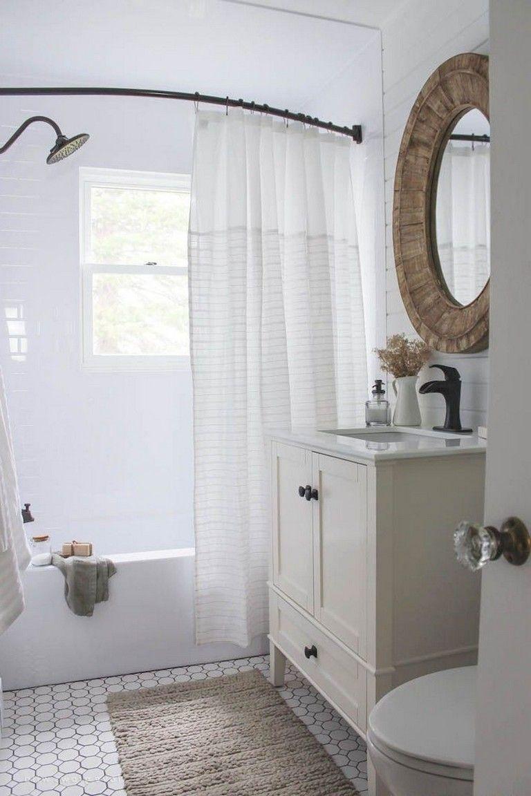 78 luxury farmhouse tile shower ideas remodel clean me rh pinterest com