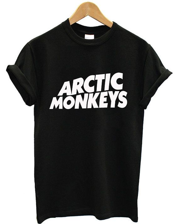 0038349e6b7 Hot Arctic Monkeys Premium Logo Printed Supreme Men Cotton T Shirt Tee - AR1