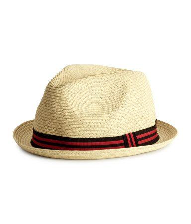 a16eb103cd0db Tienda  H M Nombre  sombrero de paja hombre Precio  9