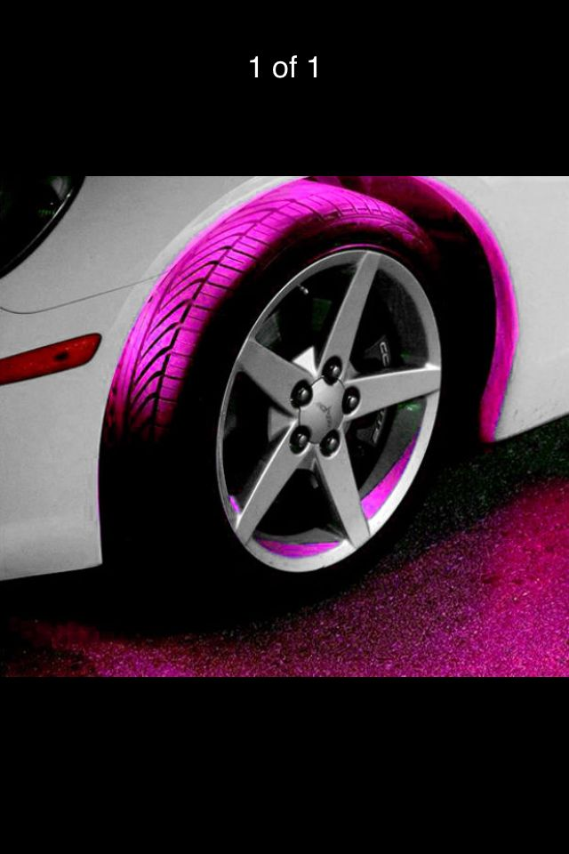 Wheel Well Led Lights Girly Car Accessories Girly Car