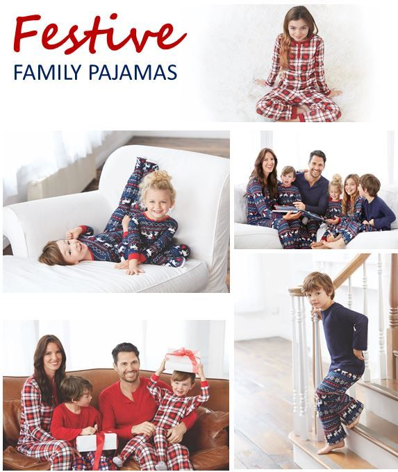 0934c6e7ed1 Matching family pajamas - available at Sam s Club.