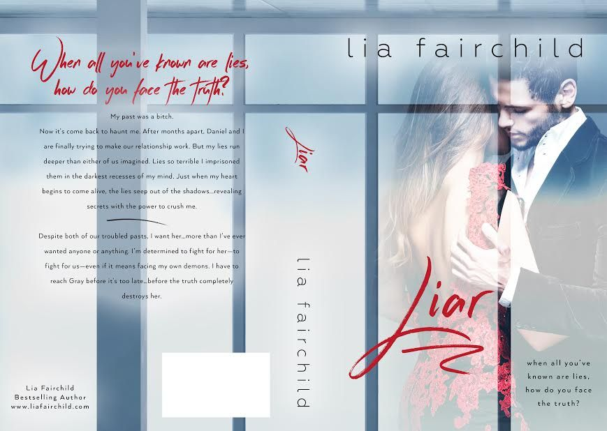 Release Day Blitz ~ Liar by Lia Fairchild