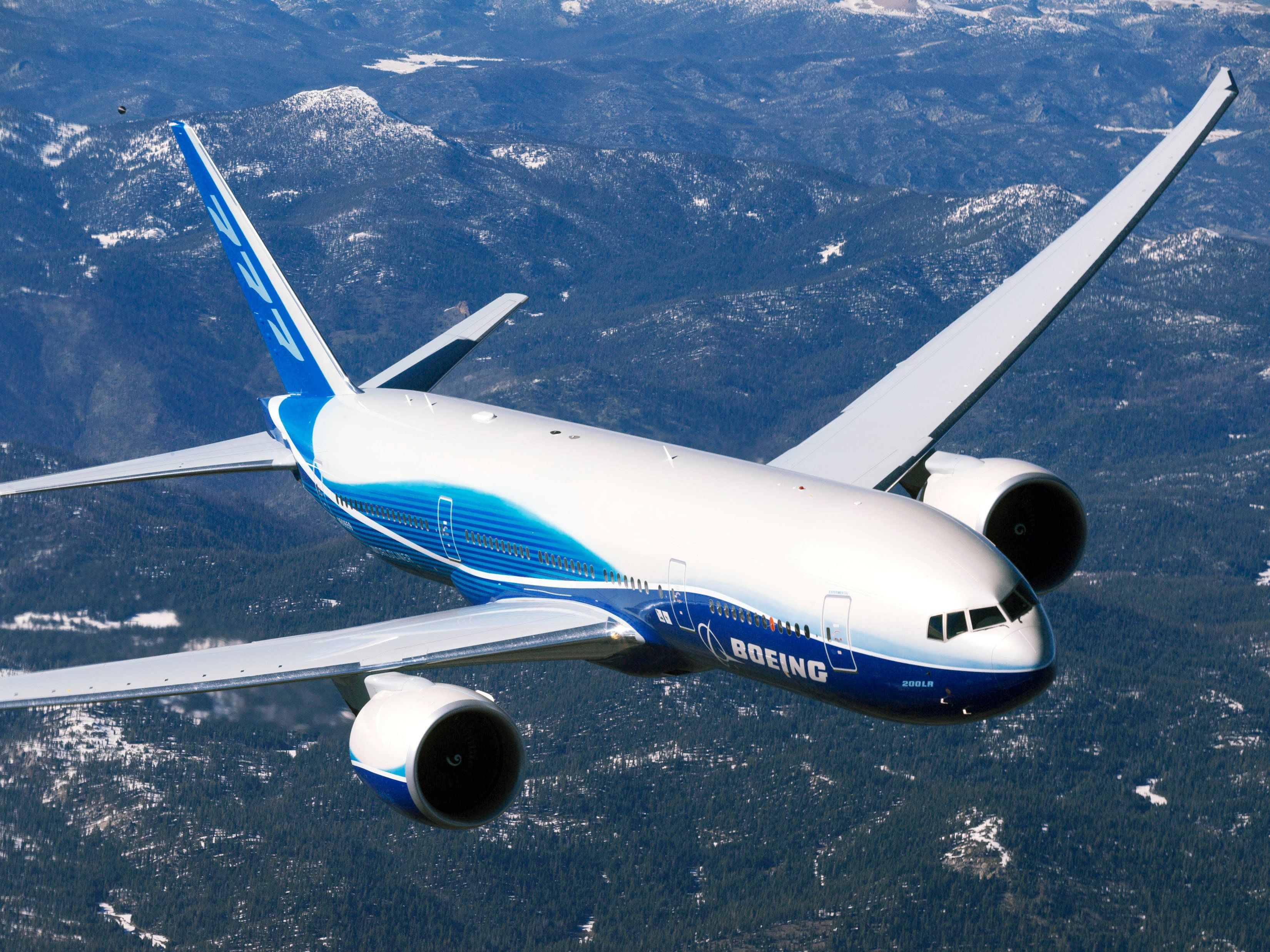 Here's the simple reason why planes have winglets Boeing
