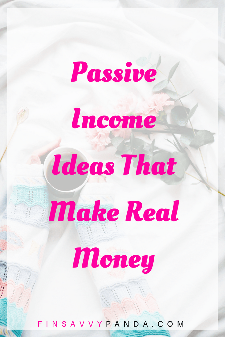 Passive Income Ideas That Will Allow You To Quit Your Job | Extra ...