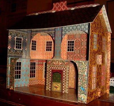 the dollhouse diaries my maharaja s palace day 135 a dream home rh pinterest co uk