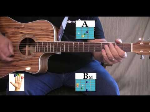How to Play - Tennessee Whiskey - Chris Stapleton - Guitar Lesson ...