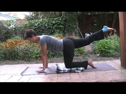 enjoy this quick series of yoga poses you can do this in