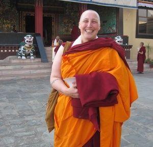 M.E. Support - A Buddhist Woman Confronts M.E.