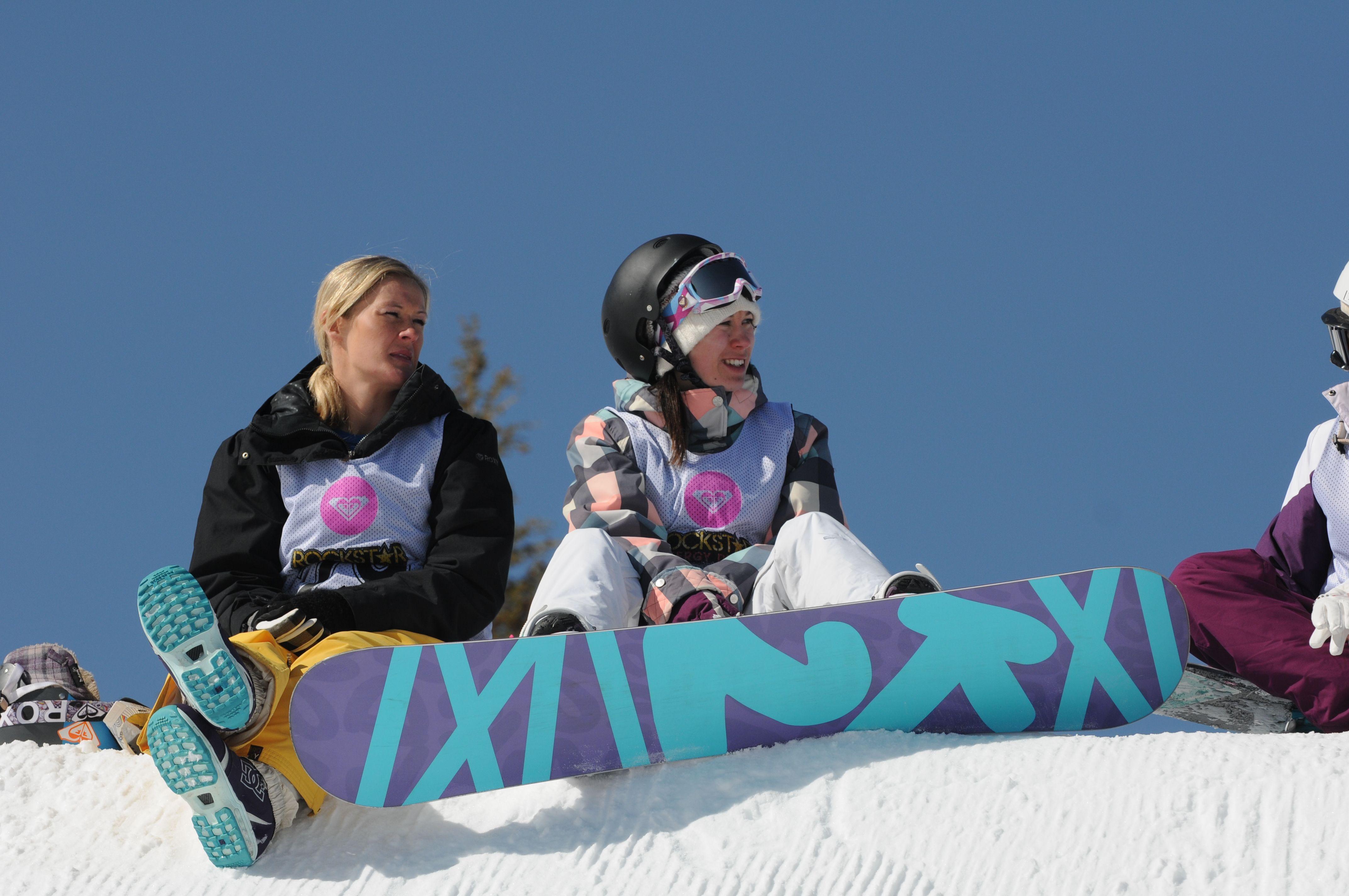 bc92cbc856 Roxy Girls Roxy Snowboard brand and lifestyle Roxy Snowboard team member  Roxy #ROXYsnow www.