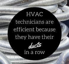Our Hvac Technicians Are Efficient Because They Have Their Ducts