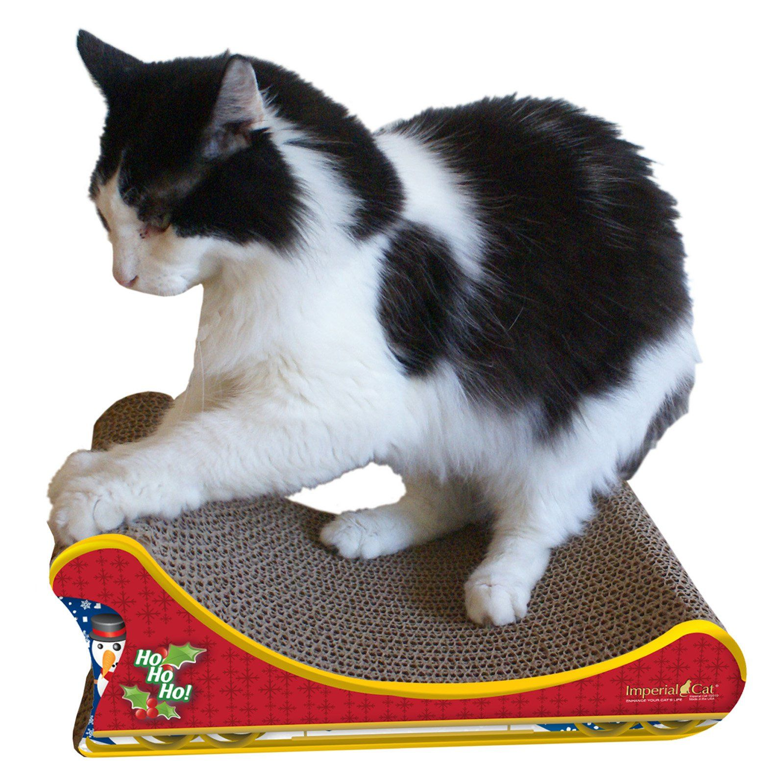 imperial cat sleigh scratch n shape in 2019 products cat rh pinterest com