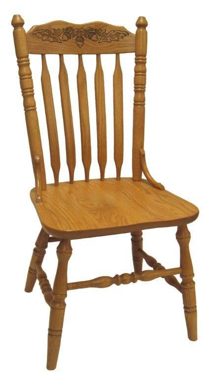 amish ohio bent cattail press back dining chair pinterest ohio rh pinterest co uk