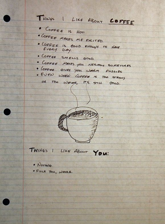 i love me some coffee