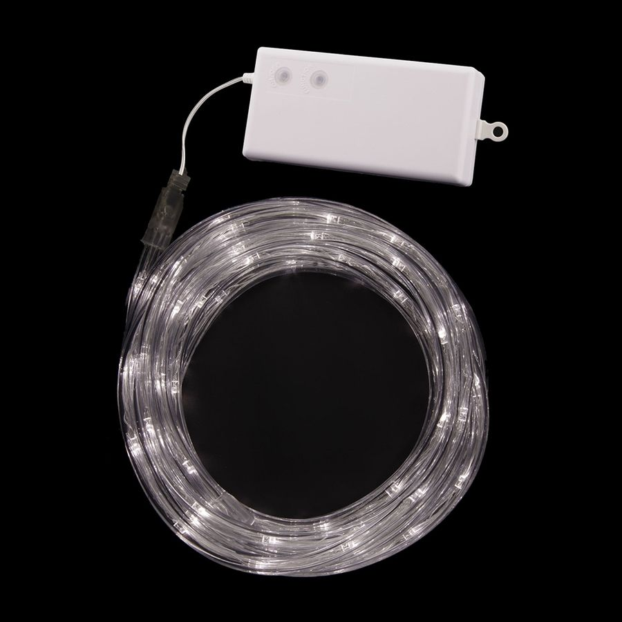 Flipo white led rope light actual 16 ft 6 in painted wood flipo white led rope light actual 16 ft 6 in aloadofball Images