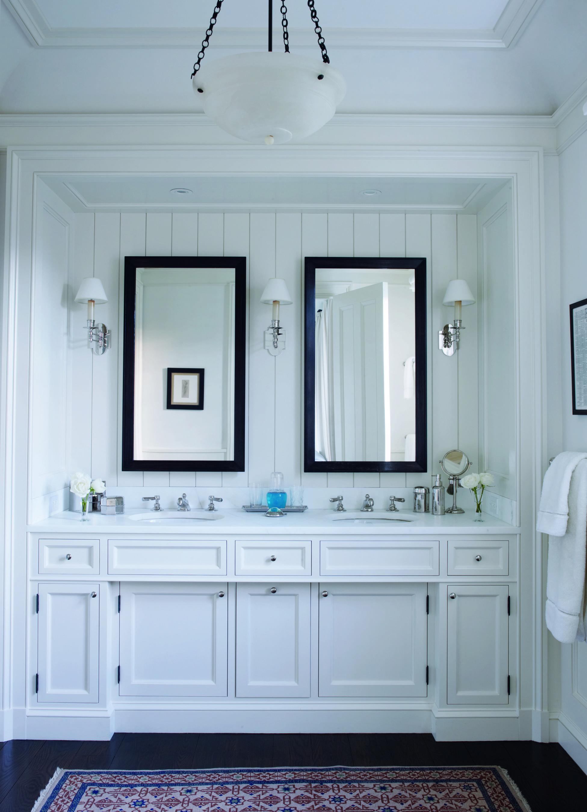 Timothy Whealon Inc. Connecticut Country House; Master Bathroom ...