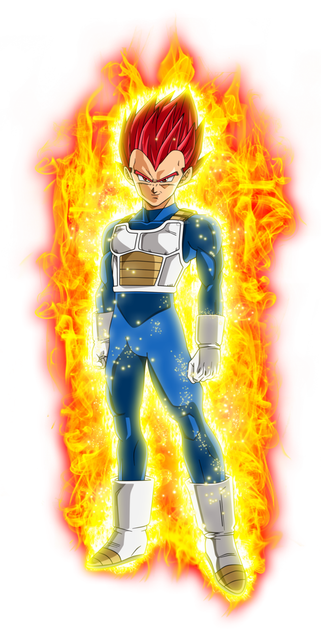Vegeta SSJG KI (SaoDvD) by jaredsongohan | Dragon Ball Z ...