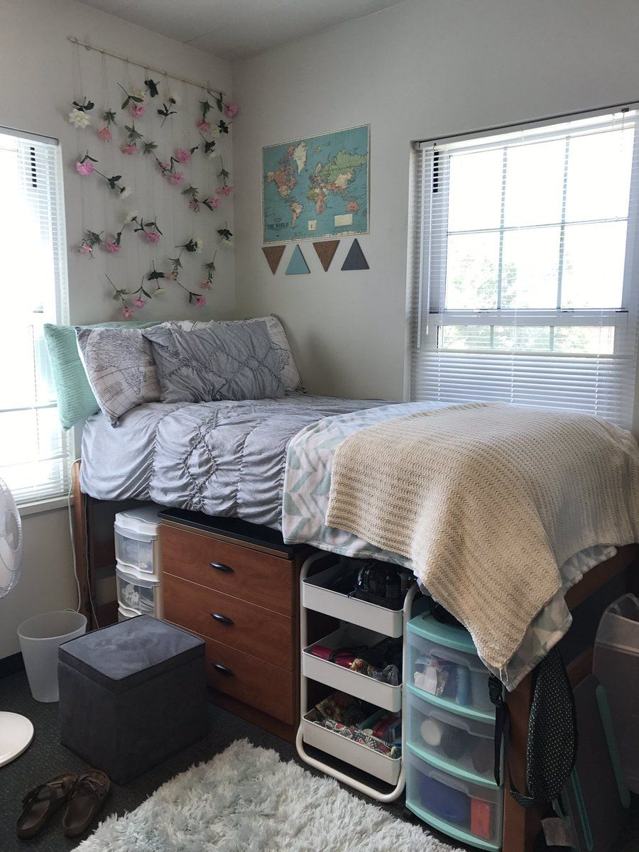 Cool College Dorm Rooms: Samantha Raleigh 🌻 On In 2020