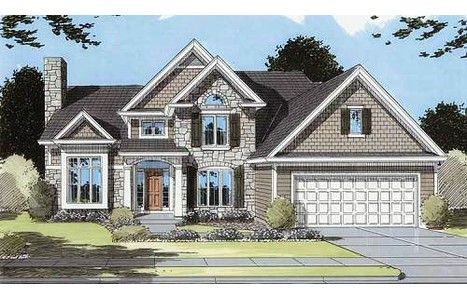 good layout pretty exterior moderate size theres no place like