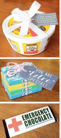 Last Minute Stocking Stuffer Amp Neighbor Gift Ideas With FREE Printables Birthday