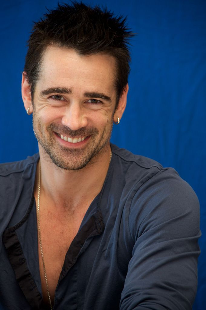 Pin on Colin Farrell