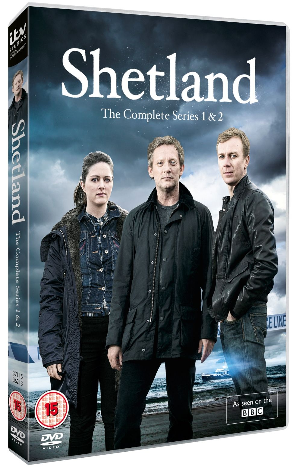 Shetland On Dvd A Chat With Douglas Henshall British Tv Series Tv Series 2013 Tv Series