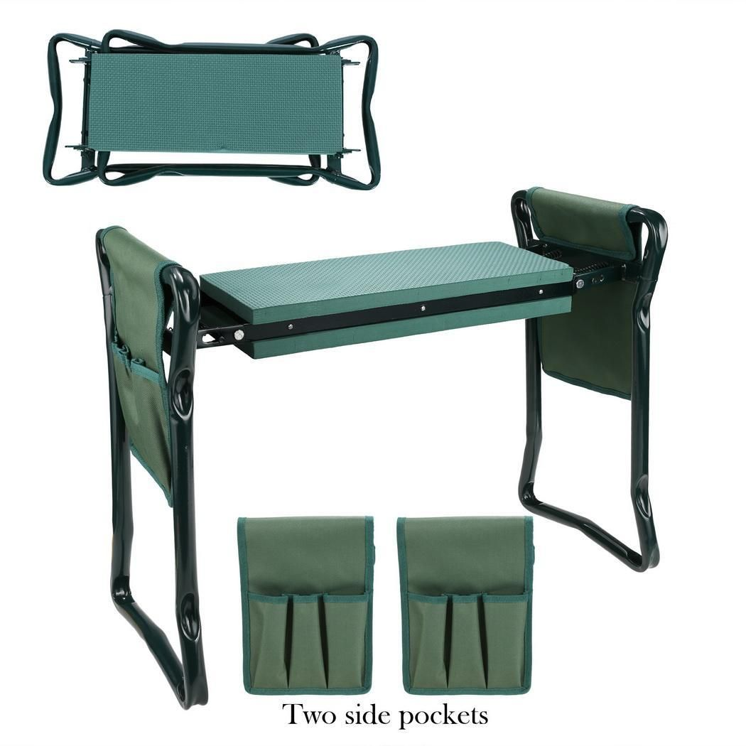 Recomeneded Foldable Garden Kneeler And Seat Portable Stool Eva