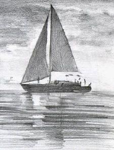 Resultado de imagen de dibujos sencillos de marinas en - Dibujos sencillos ...