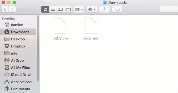 What is .DS_Store File on Mac and How to Remove It? in ...