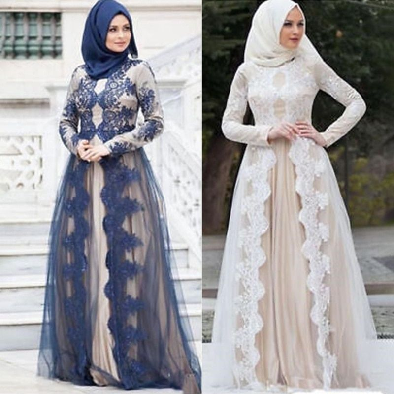 1984d9614ccd S-5XL Women Fashion Plus Size Muslim Dress Chic Kaftan Abaya Loose Muslim  Party Dresses Jilbab Islamic Long Sleeve Maxi Dress La