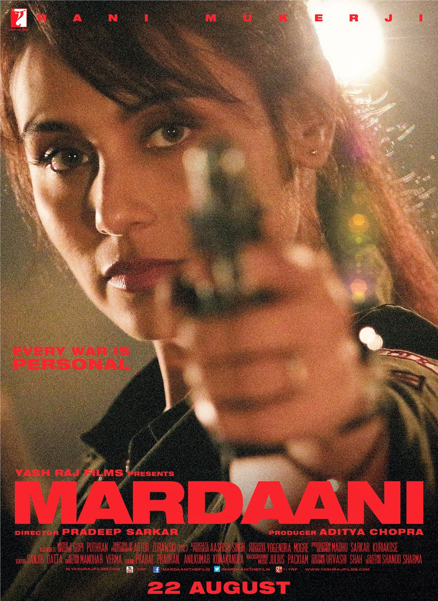 As Police Officer In Mardaani Full Movies Online Free Free Movies Online Movies Online