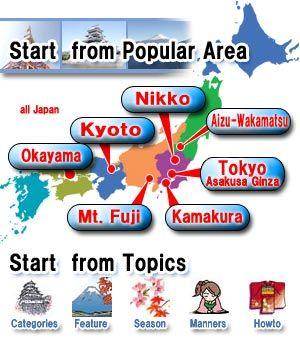 MustLoveJapan Video Travel Guide of Japan Japan Pinterest