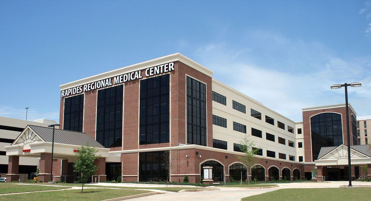 Medical Rapides Regional Medical Center is an