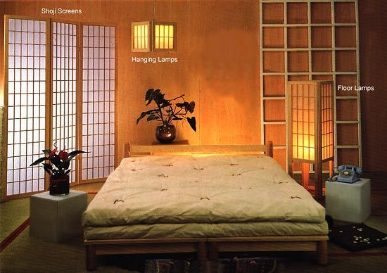 I Love This Oriental Style Bedroom So Romantic And Simplistic A Little More Colour Though Please Japanese Style Bedroom Asian Style Bedrooms Asian Home Decor