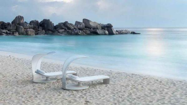Strand Relax Möbel mit innovativem Design verbreiten Urlaubsflair - designer heizkorper minimalistischem look