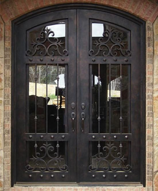 Ironwood 2 Durango Doors Gorgeous Doors Front Doors With Windows Double Front Entry Doors