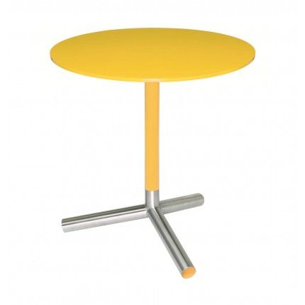 blue dot sprout table 07 sp1 sdtb20 yellow rev 399 20 diam x 20 h rh pinterest com