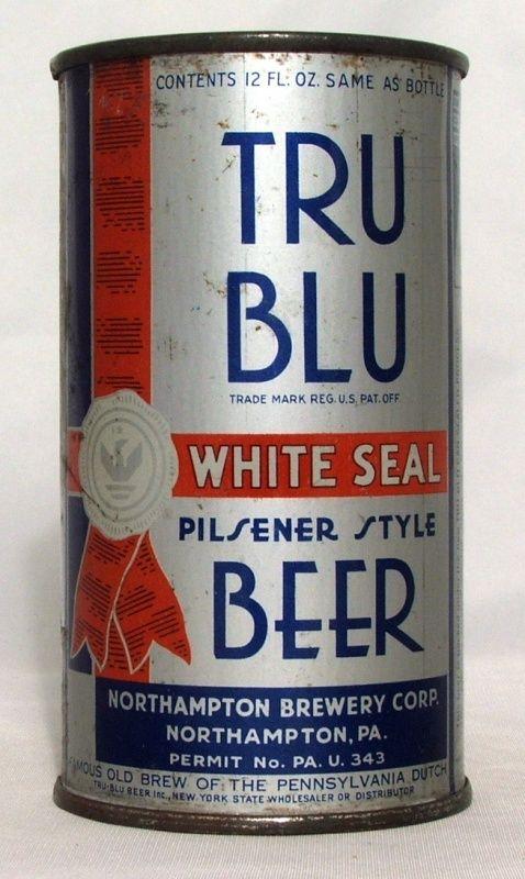 Tru Blu Beer - Steel Canvas