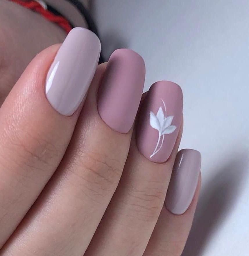 56 Beautiful Short Nail Art Design Ideas To Try In Summer 2019 These Trendy Nail Designs Ideas Woul Short Acrylic Nails Simple Acrylic Nails Best Acrylic Nails
